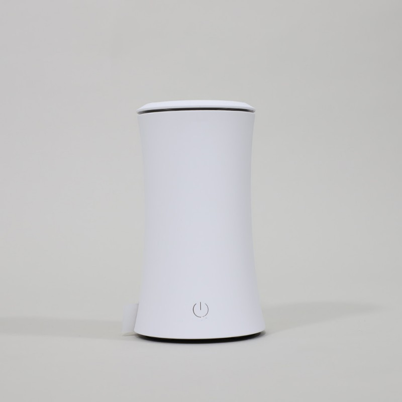 Cylindrical White Essential Oil Diffuser 300ML