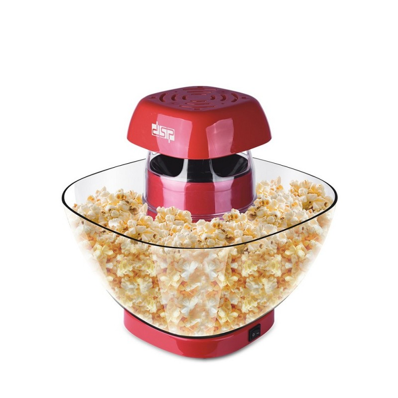 Popcorn Maker KA2018 Red/White