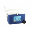 Cooler box 50L with wheels
